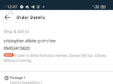 Lazada Philippines Lazada Express Philippines Courier Delivery Service review 850652