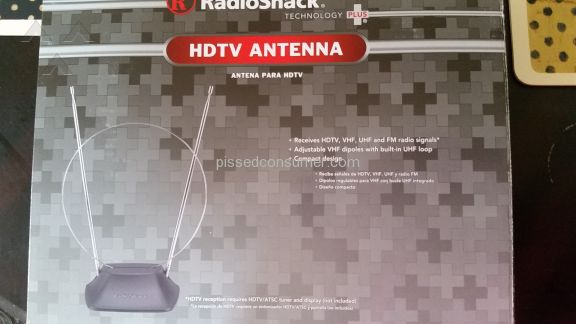 Radio Shack Antenna