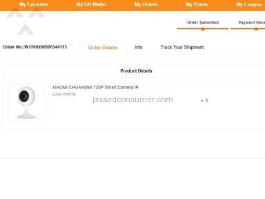 GearBest Delivery Service review 246336