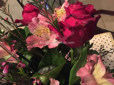 Avasflowers - Arrangement Review