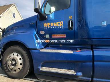 Werner Enterprises - Parking Violation