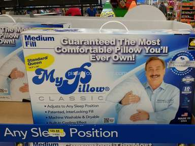Mypillow Advertisement review 193222