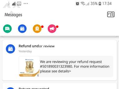 Lazada Philippines Shipping Service review 662645
