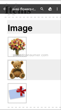 Avasflowers Bouquet