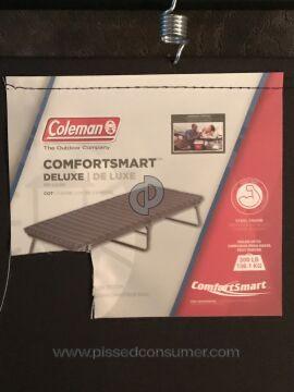 Coleman Cot
