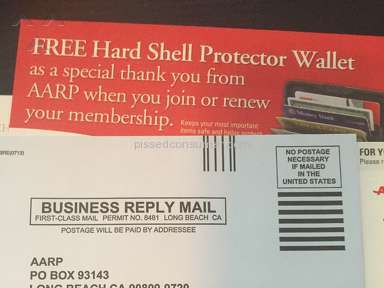Stop trying to Solicit me - Can ya' Here Me Now AARP