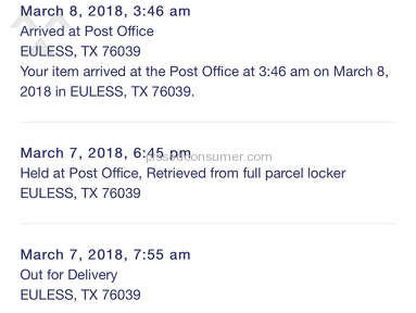 Usps - Terrible experience