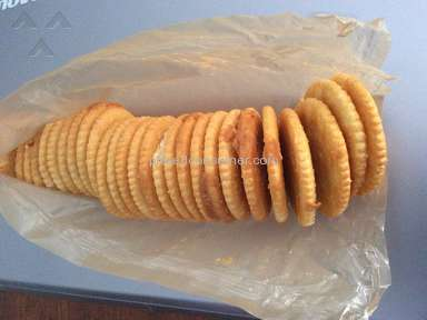 Regular ritz crackers