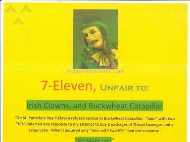 7 Eleven Cashier review 66655