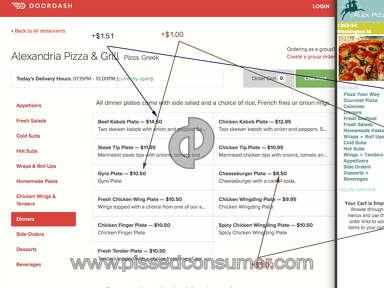 Doordash Food Delivery review 65399