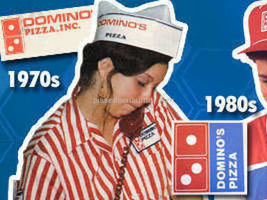 Dominos Pizza Pizza review 99563
