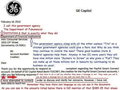 Ge Capital Retail Bank Banks review 71991