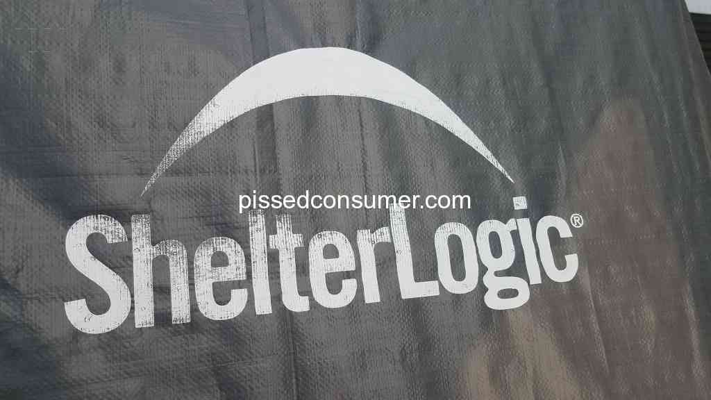 87 ShelterLogic Reviews and Complaints @ Pissed Consumer