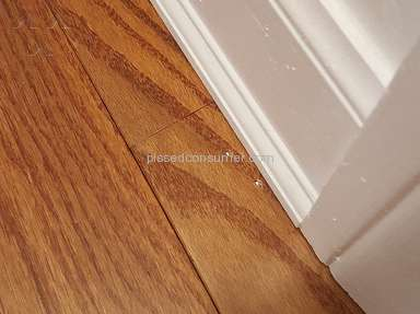 Empire Today Flooring Installation review 205842