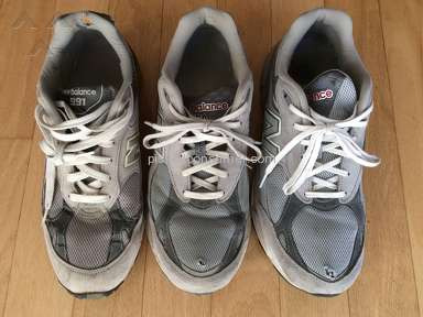 New Balance - The 990+ series has a design problem.
