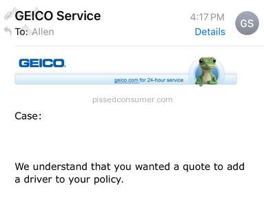 Geico - A Quote Isn't Always Just A Quote