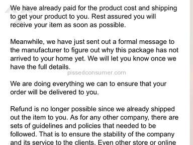 Case Boss Shipping Service review 208336