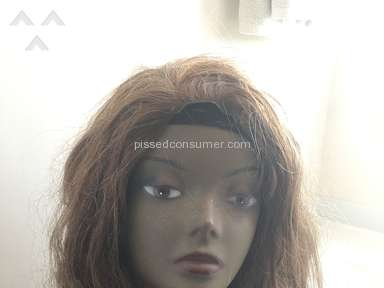 Wigsbuy Human Hair Wig review 277020