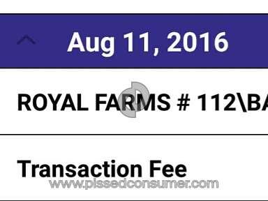 Royal Farms Gas Tank Refill review 153836