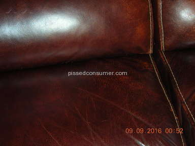 Value City Furniture Sofa review 160388