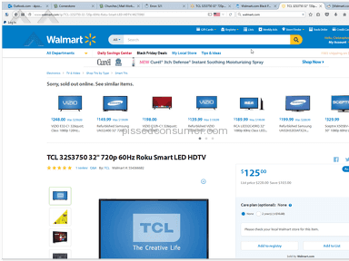 Walmart Supermarkets and Malls review 99699