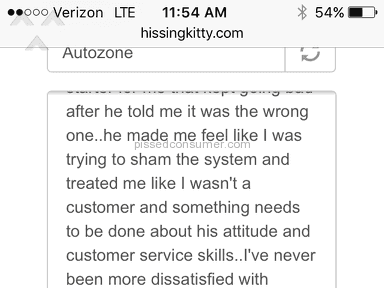 Autozone Manager review 139423