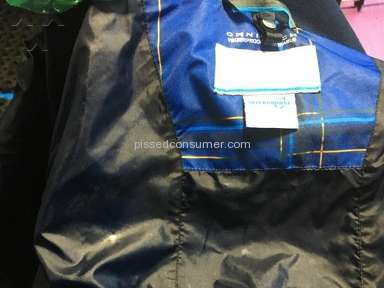 Columbia Sportswear Jacket review 105233