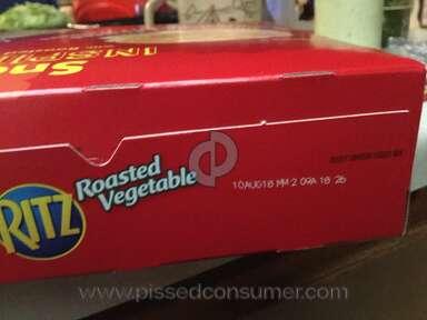 Ritz Crackers Food review 298472