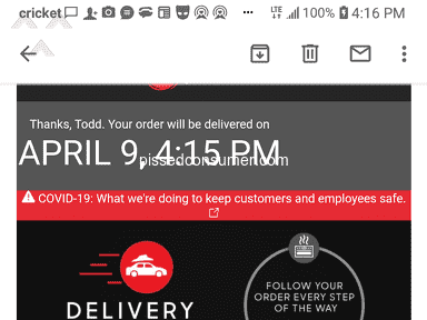 Pizza Hut Manager review 565183