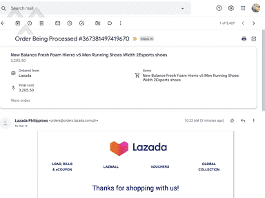 Lazada Philippines Auctions and Marketplaces review 975375
