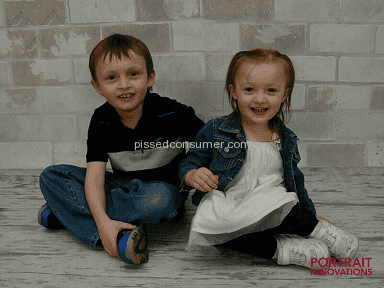 Portrait Innovations - Child Photo Service Review