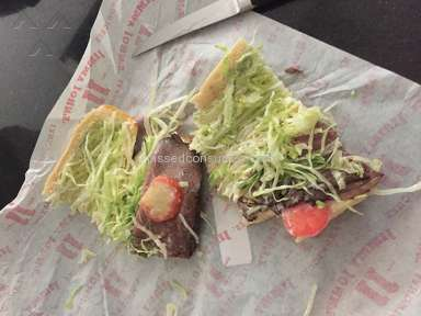 Jimmy Johns - Big John Sandwich Review from Moreno Valley, California