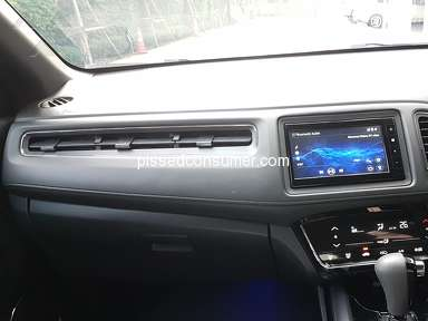 Honda Thailand - Honda HRV RS 2018 Head Unit not compatible with recent android phones