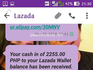 Lazada Philippines Auctions and Marketplaces review 361178