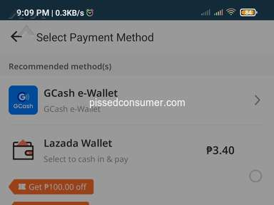 Lazada Philippines Lazada Express Philippines Courier Delivery Service review 693951