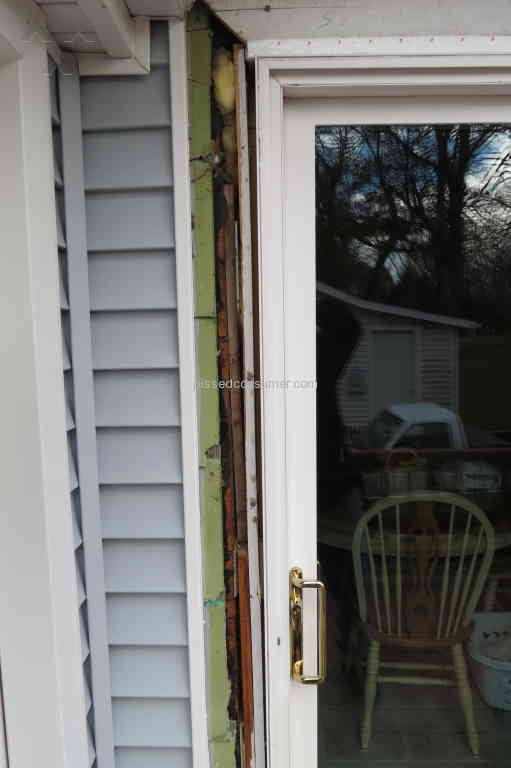 Ch&ion Windows - Lifetime Warranty is a Hoax! & 2 Champion Windows Door Installation Reviews and Complaints @ Pissed ...
