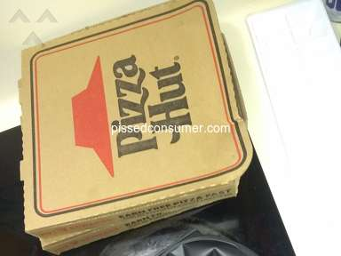 Pizza Hut No Contact Delivery Service review 789450