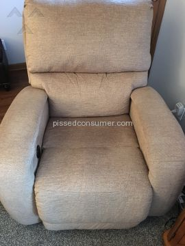 Southern Motion Furniture Sting Power Recliner
