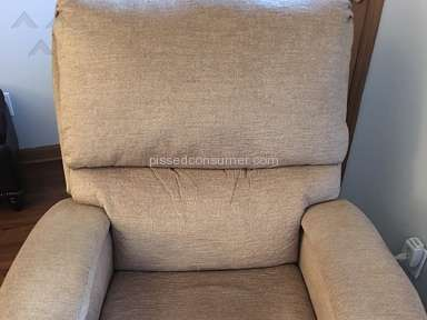 Southern Motion Furniture Sting Power Recliner review 186574
