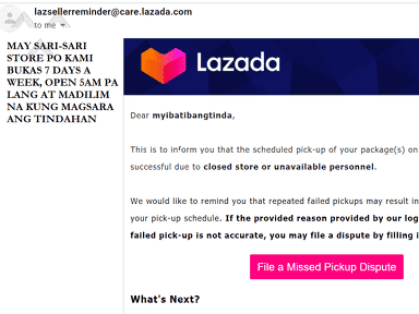 Lazada Philippines Auctions and Marketplaces review 841852