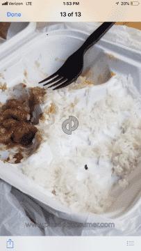 Panda Express Rice