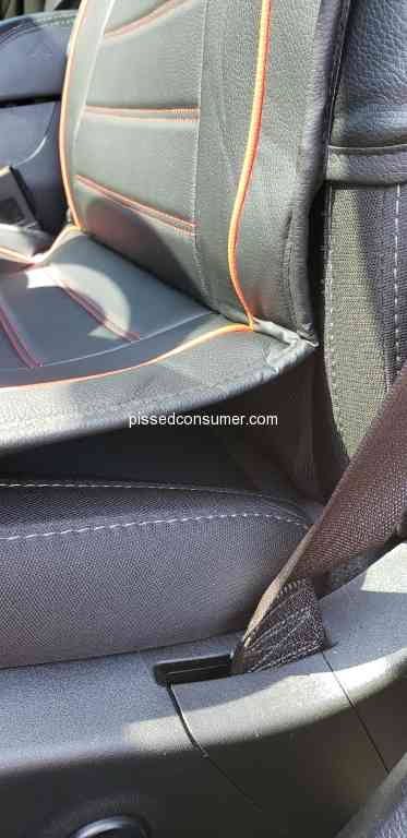 9 Bedding Inn Car Seat Cover Reviews And Complaints Pissed Consumer