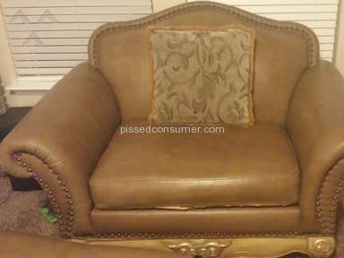 Bel Furniture - False Advertising Leather Furniture from Bel's Furniture
