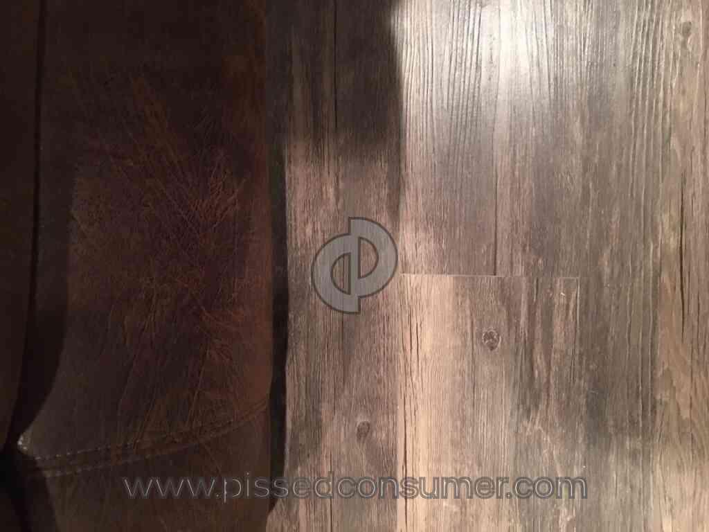 Shaw Floors I WILL NEVER BUY SHAW FLOORING AGAIN Jun - Cost of shaw laminate flooring