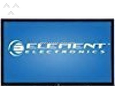 "Element Electronics - Excellent Element 50"" Full HD 1080P LCD HDTV"