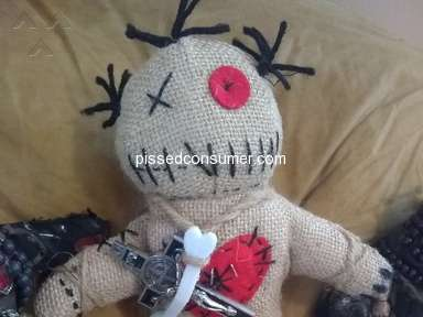 Themagicvine - Very powerful dark magick voodoo dolls