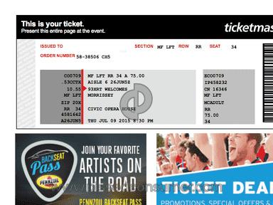 Vivid Seats Tickets review 78535