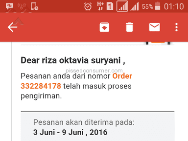 Lazada Indonesia - Simple Review #1465492488