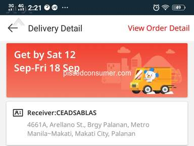 Lazada Philippines Profile review 752073