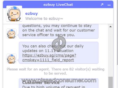Ezbuy - terrible